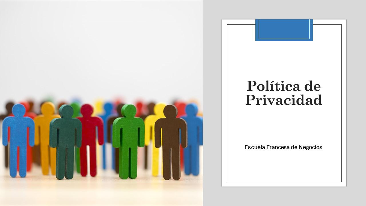Política de Privacidad :: EFN