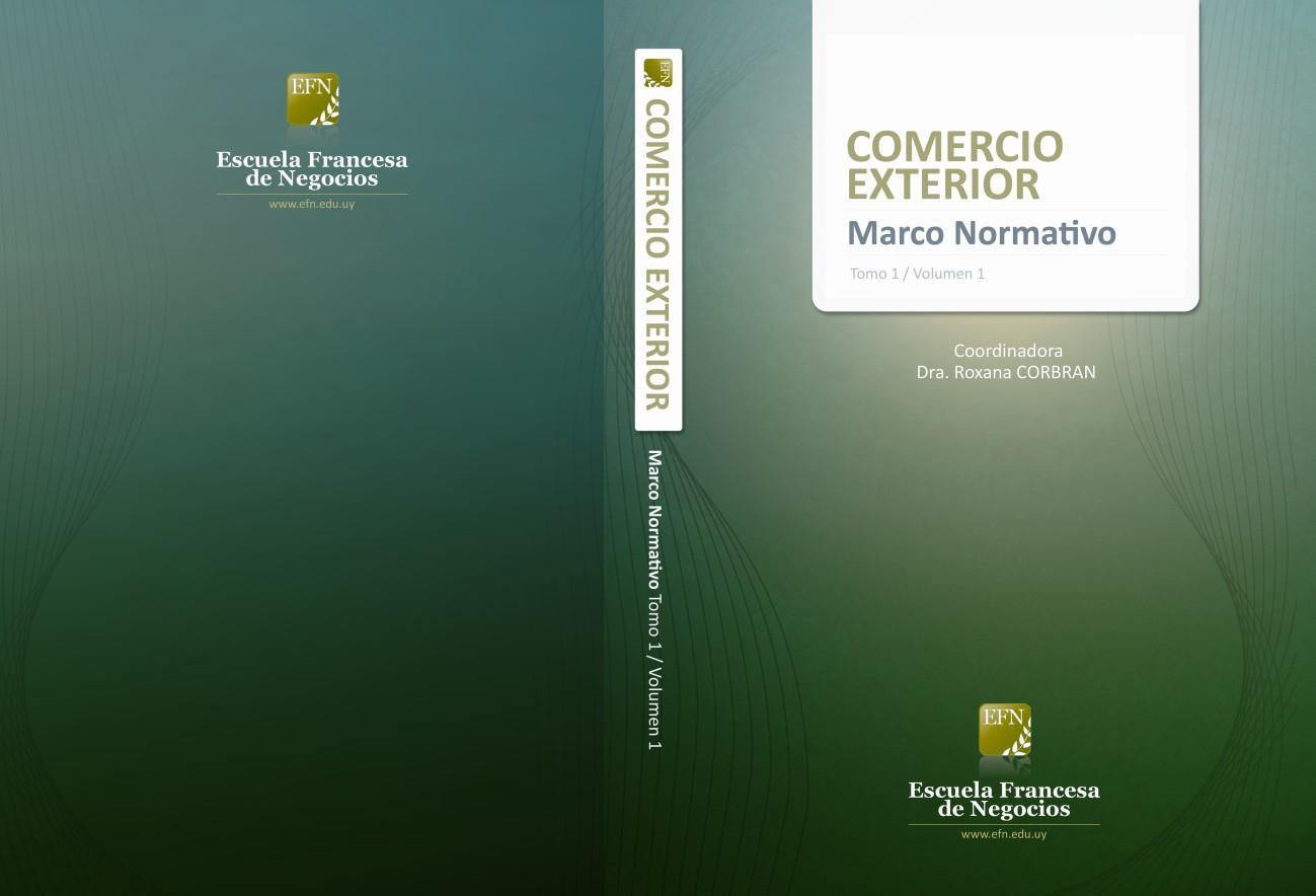 Libro Comercio Exterior Marco Normativo