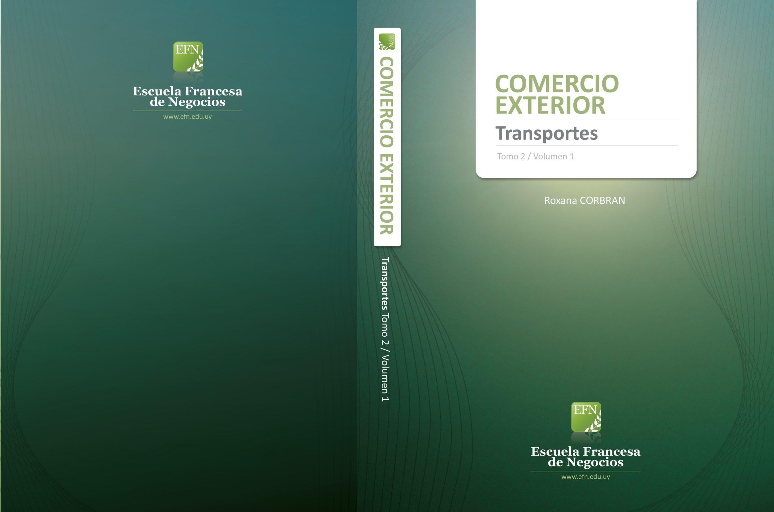 Libro Comercio Exterior Transportes